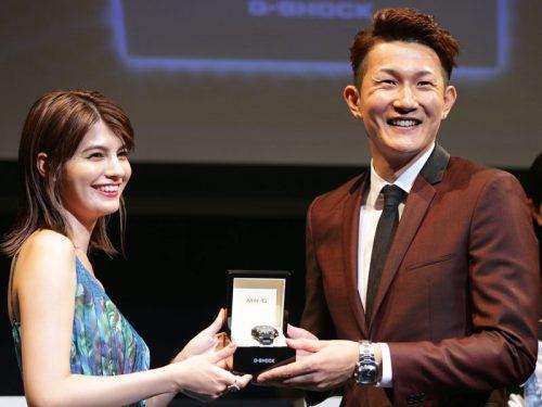 横浜の川村卓也、千葉戦で沈めたブザービーターがベストタフショット賞を受賞