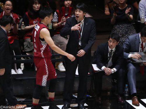 CS優勝にあと一歩届かず、川崎の北卓也HC「相手にやりたいことをやらせてしまった」