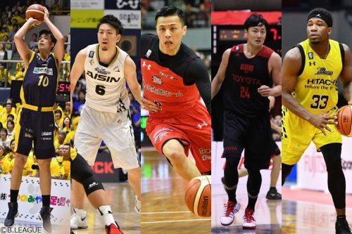 東アジア選手権に出場する日本代表が決定、田中大貴や比江島慎ら12名が選出