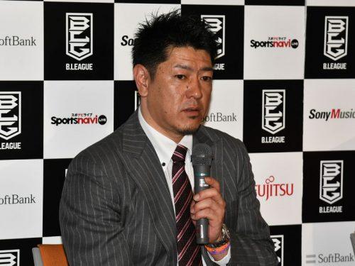 入替戦に敗れB1昇格を果たせなかった広島、佐古HCは「苦しいシーズンだった」