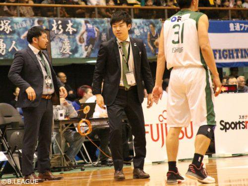熊本が東京EX退任の澁澤ACと契約締結「B1昇格に向けて尽力して参ります」