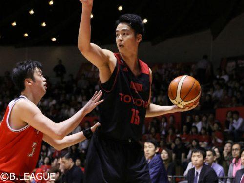 A東京が日本代表の竹内譲次と契約継続「苦い思いを糧に挑戦していく」