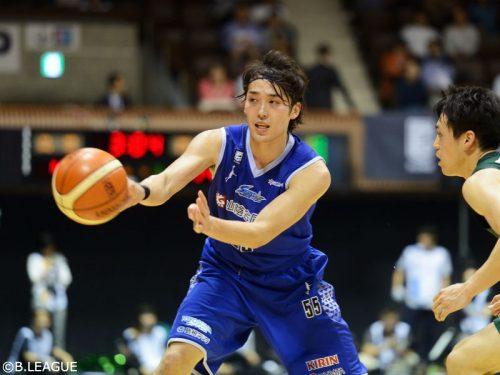 B1昇格を目指す熊本、元島根の横尾達泰を獲得「笑顔が少しでも増えるように」