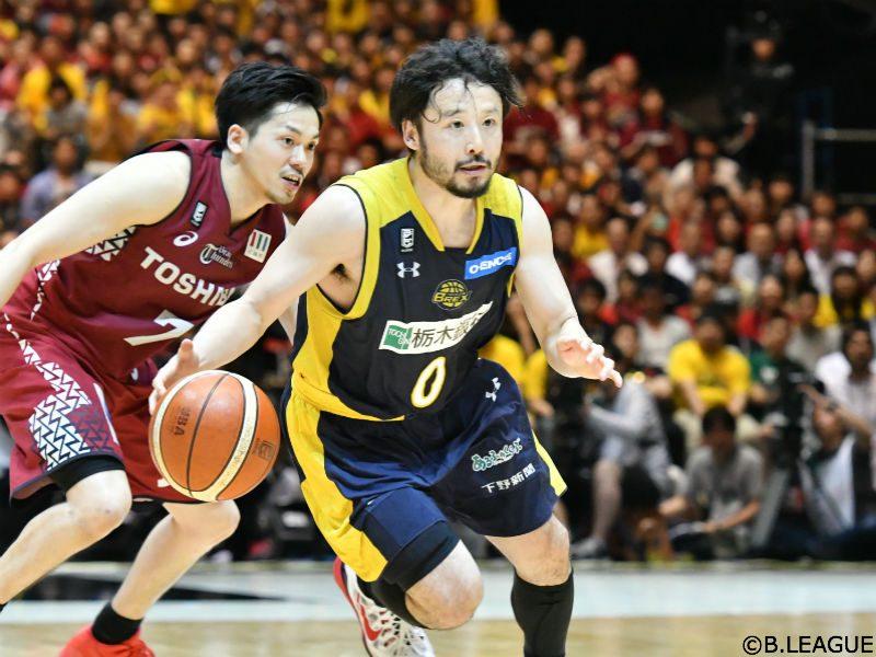 田臥勇太の栃木残留が決定、在籍10シーズン目の来季も「一緒に戦ってください」
