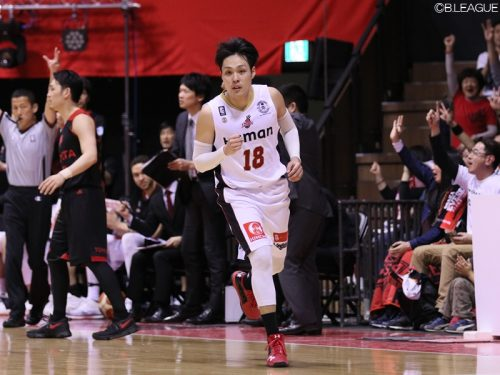 B1参戦の島根、元大阪の相馬卓弥を獲得「成長できるよう努力を重ねる」