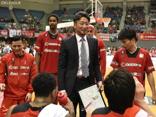 千葉が大野篤史HCと契約継続「アグレッシブでハイエナジーなバスケを」