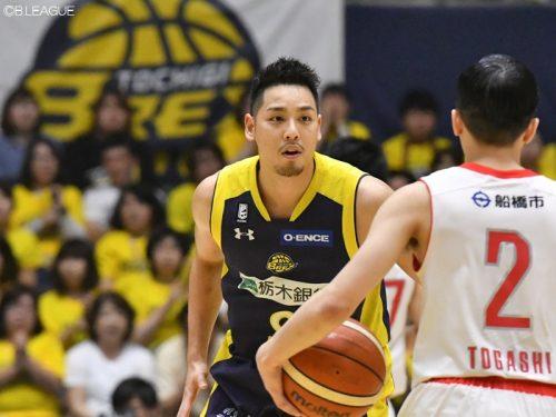 遠藤祐亮が栃木に残留、2年連続で「ベストディフェンダーになれるよう精進」