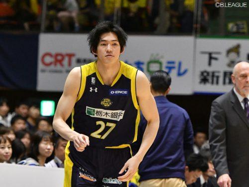 大阪に4人目の新加入、王者栃木から熊谷尚也を獲得「覚悟を持ってチャレンジ」