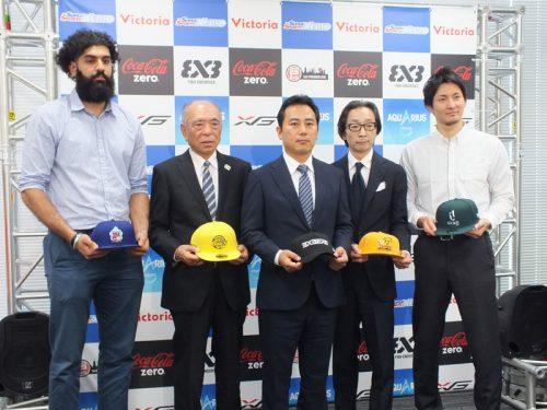 3x3トップリーグが17日に開幕、DIME.EXEの岡田優介「目標は日本一」