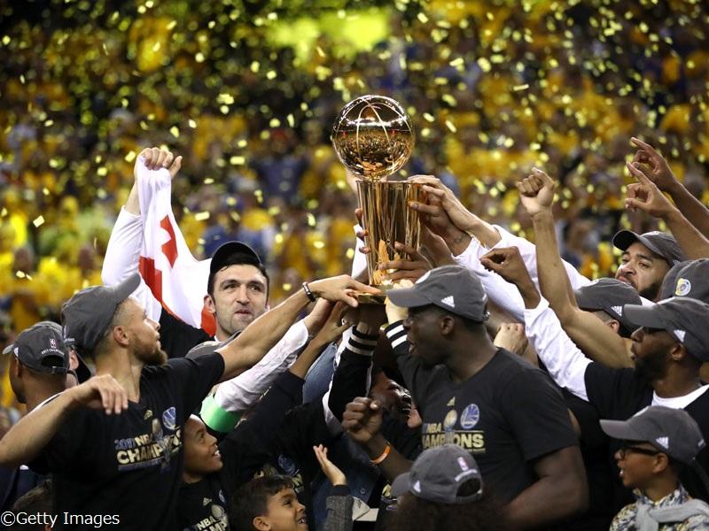 【バスケット】NBAファイナル第5戦CLE @ GSWの結果