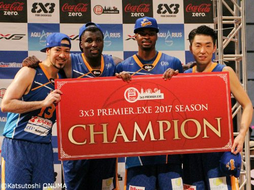 WESTERN Conferenceが開幕、OKAYAMAがOKINAWAとの決勝戦を制す