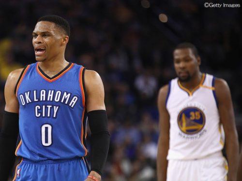 """NBA TVが今季""""珍プレー""""トップ5を紹介、MVPはウェストブルックのトラベリング"""