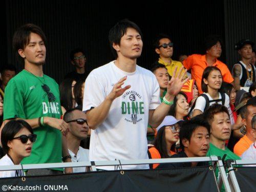 3x3チームのオーナーを務める岡田優介「観客も増え五輪の効果はあったと思う」