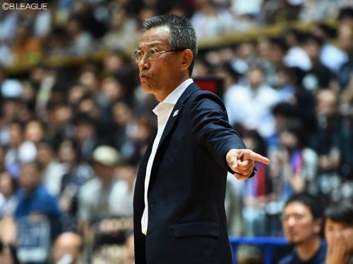 東京Zの小野秀二HCが退任、来季からアドバイザーに就任「チームの土台はできてきた」