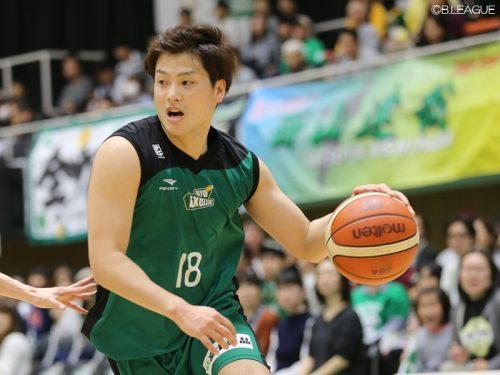 東京EXの飛田浩明がFE名古屋に移籍「インパクトを残したい」