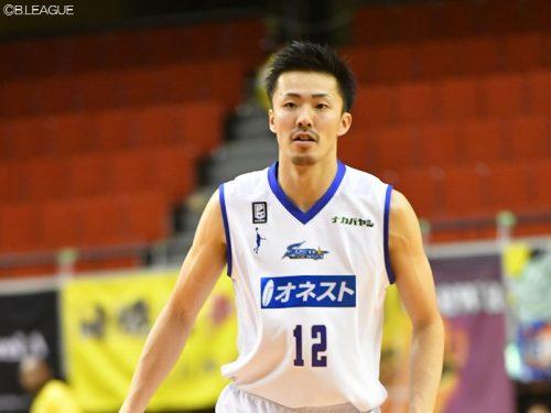 寒竹隼人が大阪へ移籍、島根での出来事は「バスケ人生のハイライト」