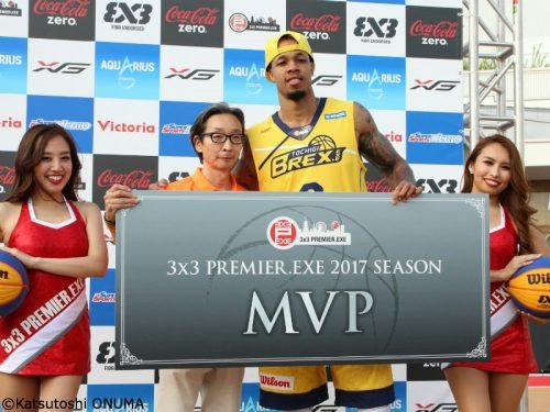 BREXを優勝に導いたニクソンがRound.1のMVPを受賞「このメンバーで勝てて本当にうれしい」