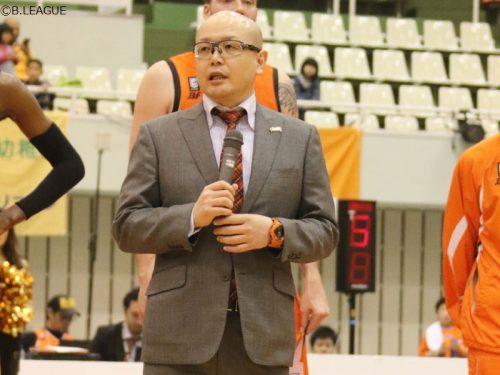 29勝31敗で西地区4位の愛媛、河合竜児HCとの契約満了を発表