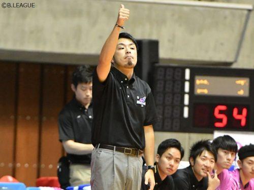 福島が森山知広HCの続投を発表「魅力あるチームを作っていく」