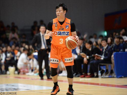 新潟が畠山俊樹と契約更新、在籍2年目の来季は「笑って終れるように」