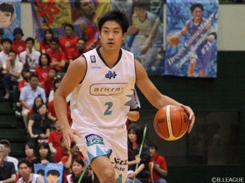 川嶋勇人が京都から三遠へ移籍「チームの目標である優勝を」
