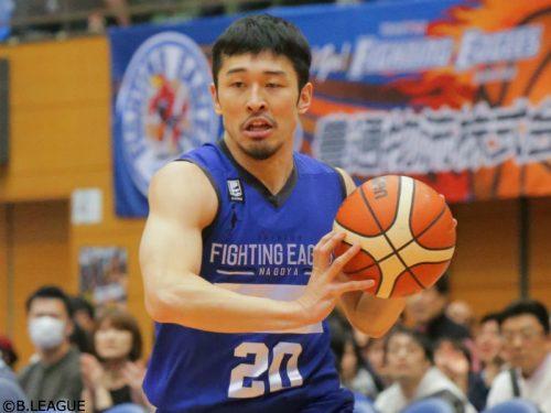 河相智志がFE名古屋から東京Zへ移籍「B2優勝のために全力を尽くす」