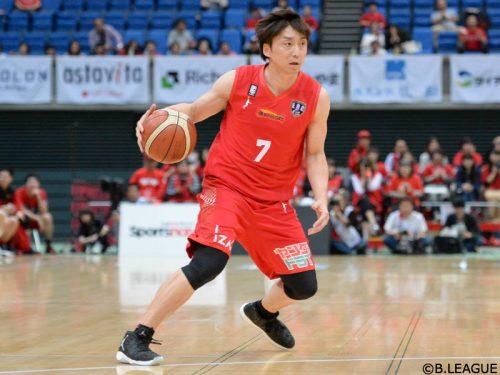 富山が宮永雄太との契約合意を発表、今季から選手兼ACに就任