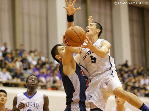 福岡代表の2校がベスト4へ、帝京長岡は川内に大勝/インハイ男子準々決勝