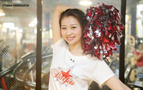 【美チア大集合!】第1回Ayumiさん(千葉ジェッツふなばし STAR JETS) 「おもてなしの心で、チアの存在を広めたい!」