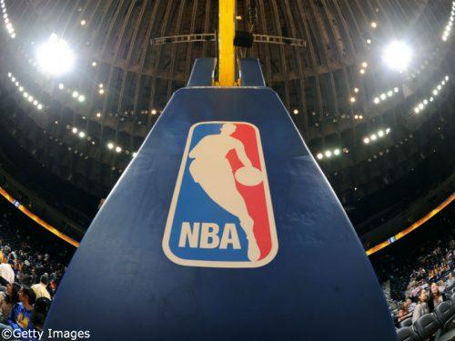 NBAロゴが今季から変更、背景色とフォントをマイナーチェンジ
