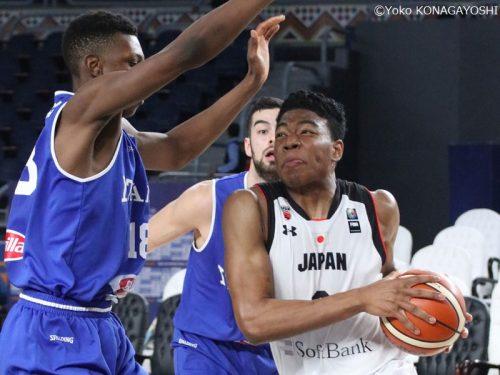 U19日本代表がベスト8進出を逃す、イタリアを相手に2点差の惜敗