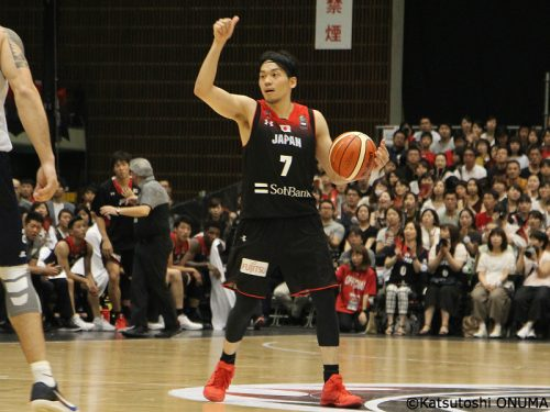 男子日本代表がウルグアイを撃破、ラマス新体制初白星を挙げる