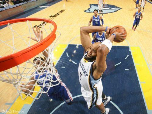 NBA現役最年長40歳のビンス・カーター、グリズリーズからキングスへ移籍