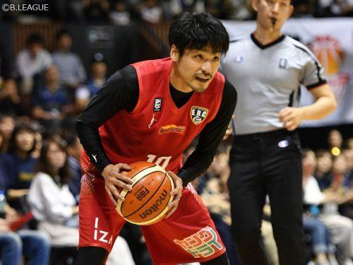 B1残留に貢献した岡田優、富山と契約合意「プレーで恩返しを」