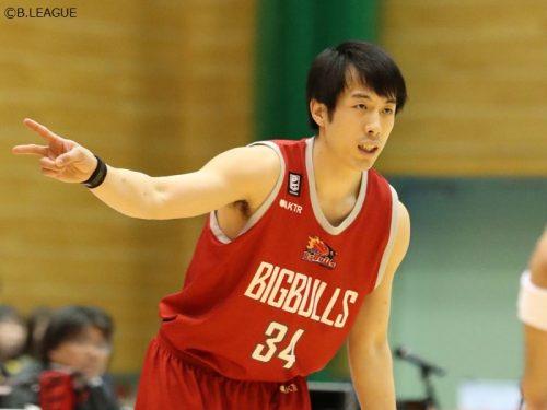 元岩手の小野寺祥太、秋田と契約合意「自分の役割を果たしチームに貢献する」