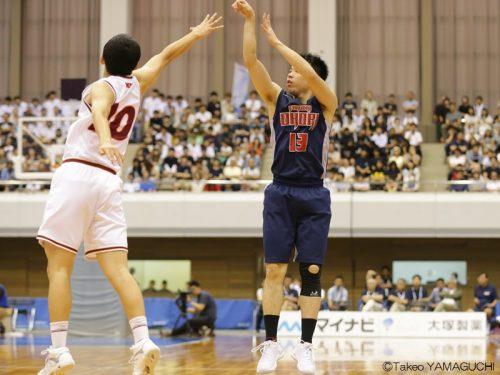 優勝は「3年生のおかげ」、一途に攻め続けたU19代表の中田嵩基