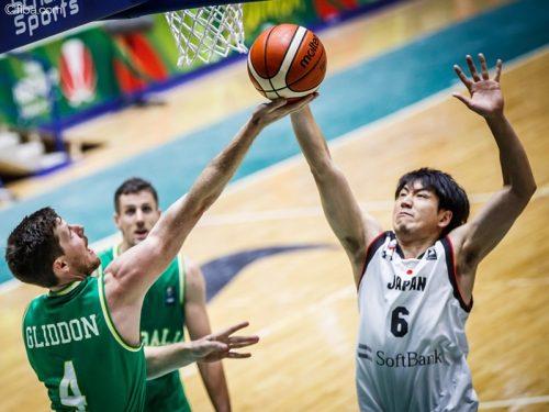 男子アジア杯が開幕、日本は豪州に16点差で敗れる