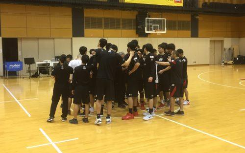 """AKATSUKI FIVE""男子日本代表が直前合宿を公開。「チームで勝ちに行く!」"