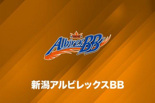 新潟アルビレックスBBに現役大学生が加入、新潟経営大の今村佳太と早稲田大の森井健太