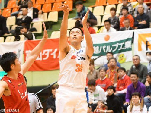 通算500試合出場を達成した新潟アルビレックスBBの池田雄一「まだ向上できる」