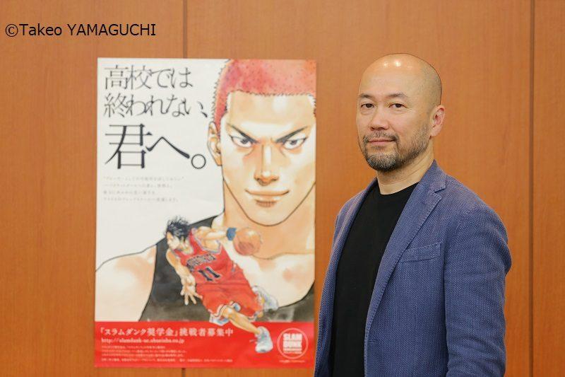 井上雄彦 特別インタビュー 「日本が強くなるために、応援を続けながら ...