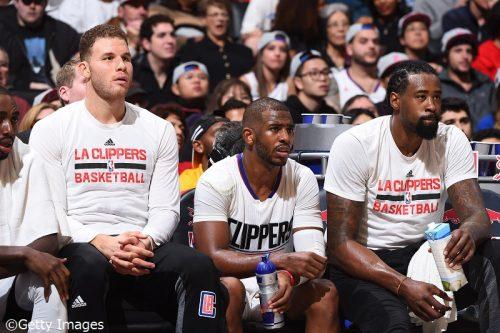【NBA】ポール、グリフィン、ジョーダンのビッグ3体制について、クリッパーズ指揮官リバースが「十分ではなかった」と言及