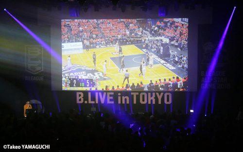 熊本会場の熱気に負けない臨場感を体験! 次世代型ライブビューイング『B.LIVE in TOKYO』開催