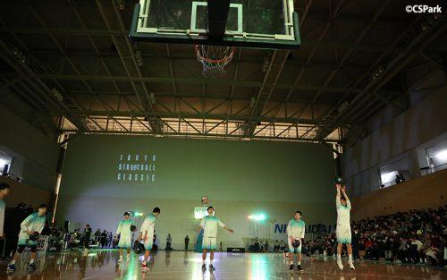 「やっぱりバスケが好き!」年に1度のストリートボールのお祭り『TSC』は学生選抜が勝利