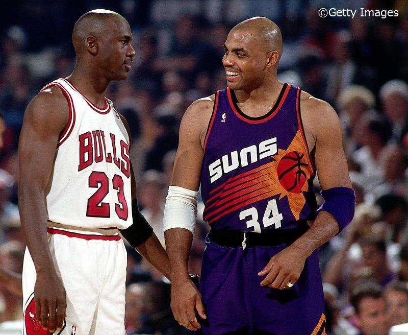サンズ創設50周年】1993年のファイナル出場から25年、バークレーやKJら当時の主力たちが現地時間12日にアリーナへ集結! | バスケットボールキング
