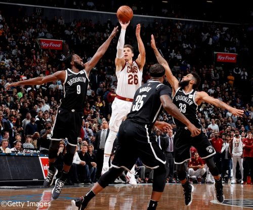 【NBA】3ポイント成功数で歴代4位に浮上したカイル・コーバーの安定感