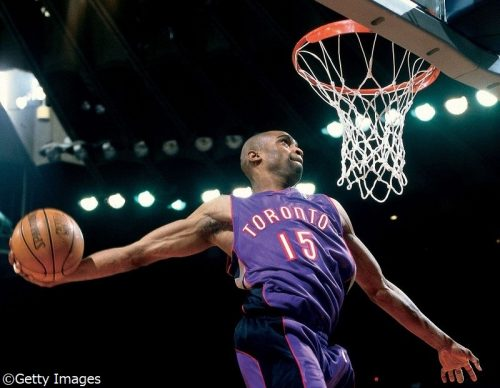 【NBA】ビンス・カーターが世界中の度肝を抜く超絶ダンク連発! 2000年スラムダンクコンテスト/オールスター特別企画⑦