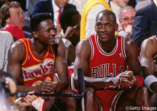 【NBA】30周年記念! ジョーダンとドミニクが魅せた1988年スラムダンクコンテスト/オールスター特別企画⑥