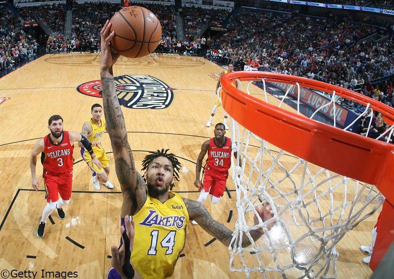 NBA】20試合以上を残し、昨季の...
