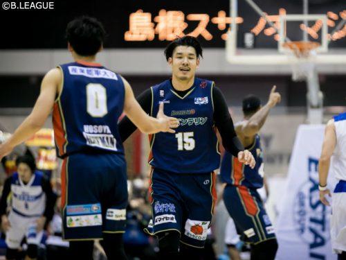 たった1人の日本人PFとしてチームを支える佐藤託矢「出るからには言い訳できない」
